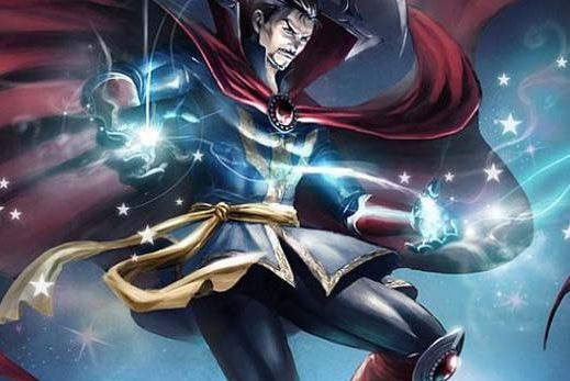 doctor-strange-comics-art