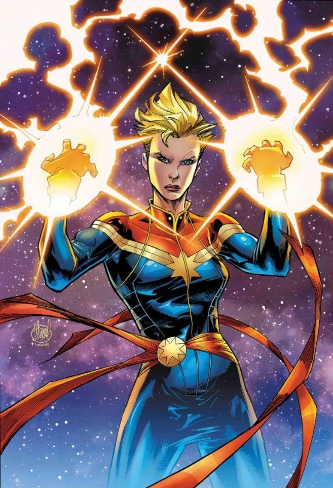 THE LIFE OF CAPTAIN MARVEL #2