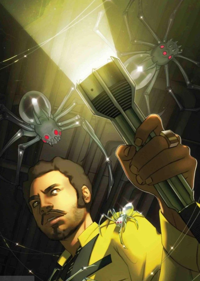STAR WARS: LANDO – DOUBLE OR NOTHING #4