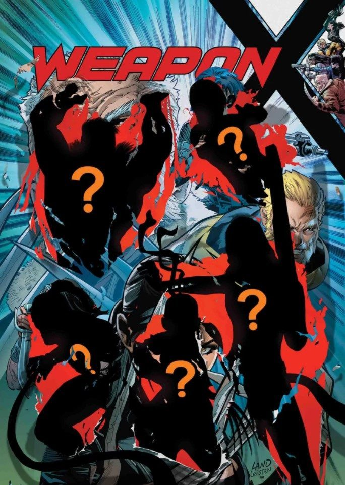 WEAPON X #21-22