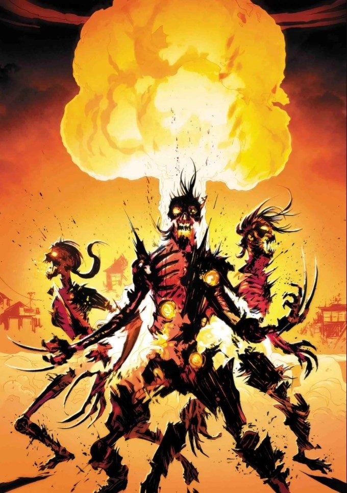 HUNT FOR WOLVERINE: CLAWS OF A KILLER #4