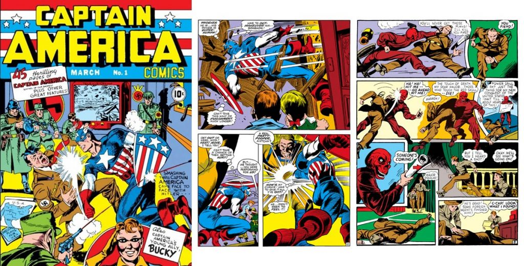 Where-to-start-reading-Captain-America-Comics-Marvel-Masterworks-Golden-Age-Captain-America
