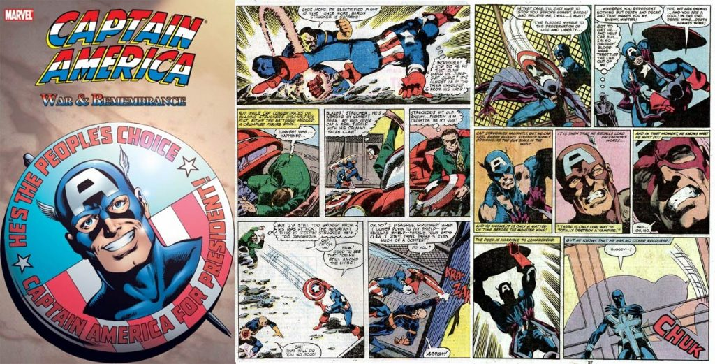 Where-to-start-reading-Captain-America-Comics-War-and-Remembrance