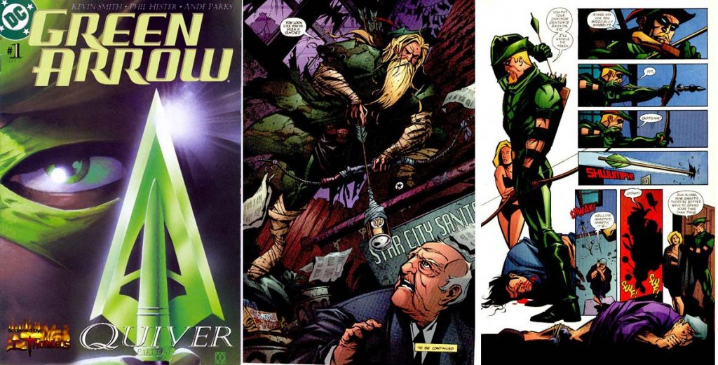 Where-to-start-reading-Green-Arrow-comics-Quiver