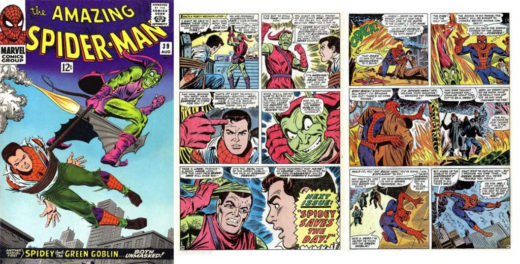 Where-to-start-reading-Spider-Man-comics-How-Green-Was-My-Goblin