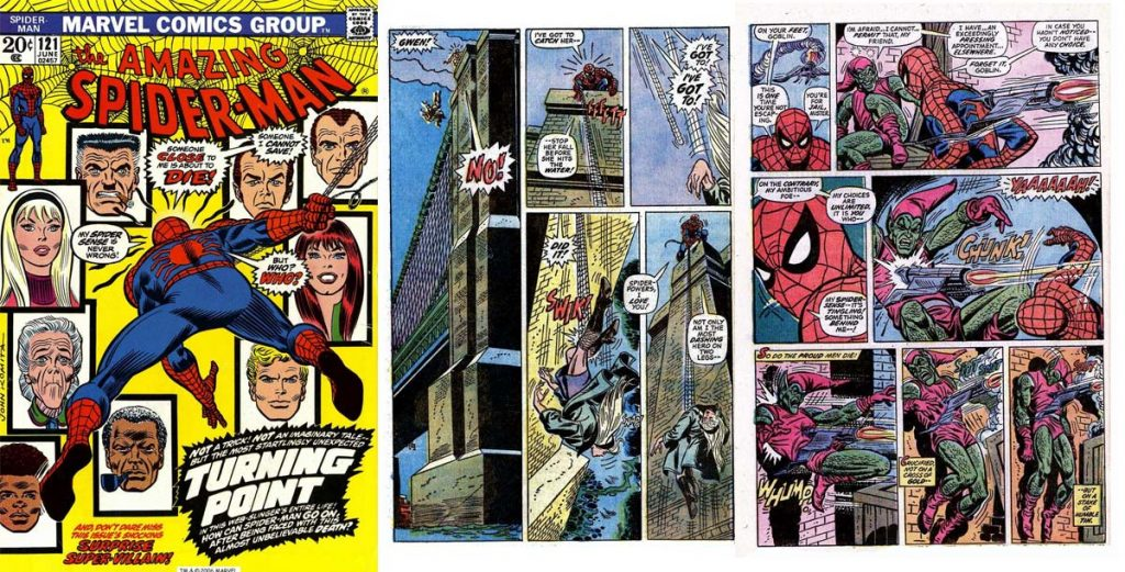 Where-to-start-reading-Spider-Man-comics-Night-Gwen-Stacy-Died